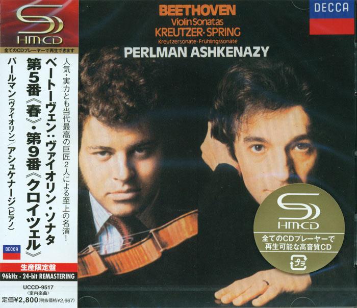 Violin Sonata No.9, Op. 47 - Kreutzer / Spring